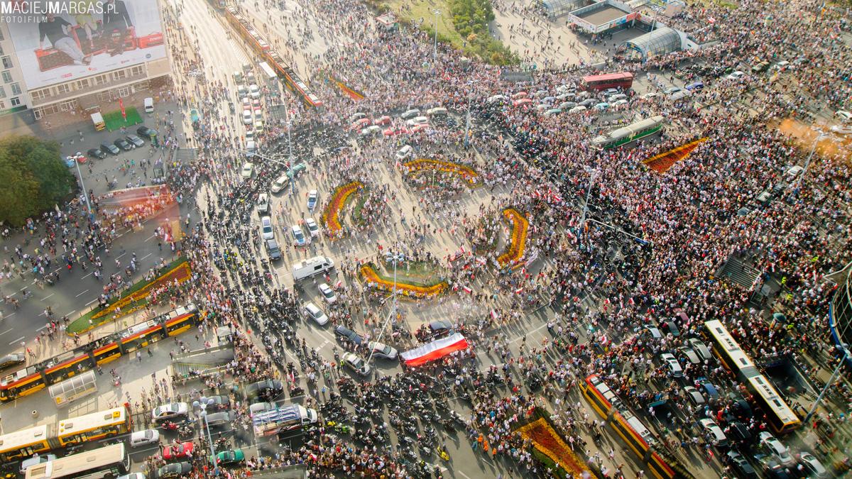 """00001-2953 Godzina """"W"""" w centrum Warszawy"""