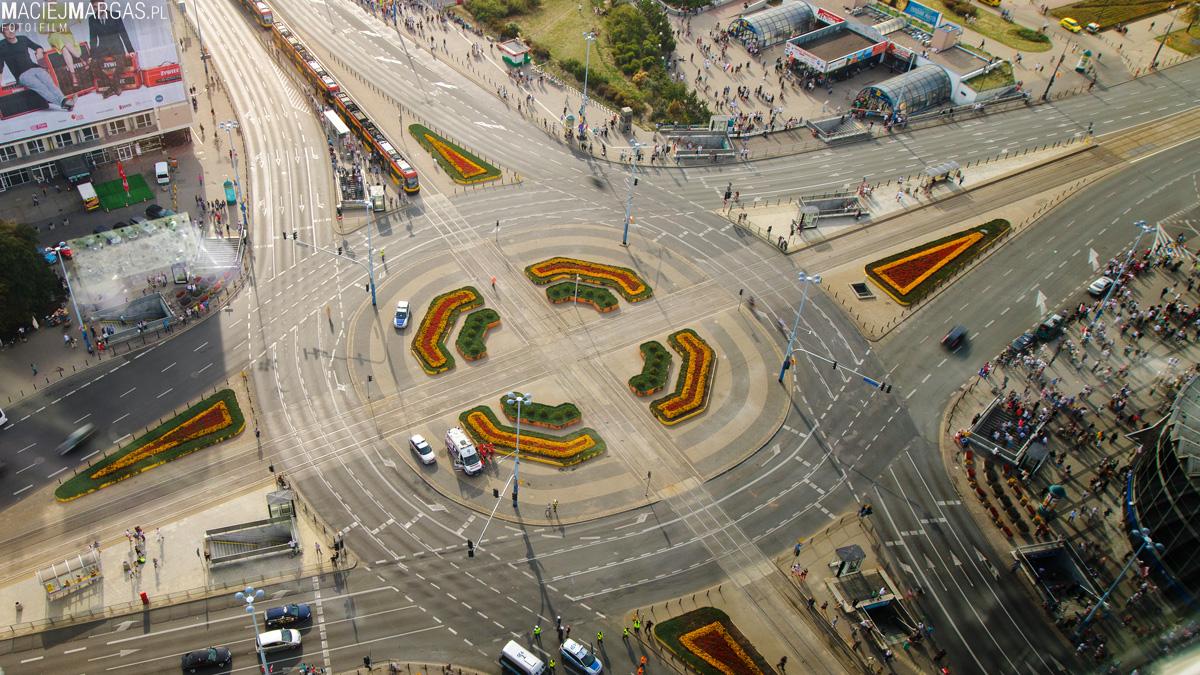 """00001-3207 Godzina """"W"""" w centrum Warszawy"""