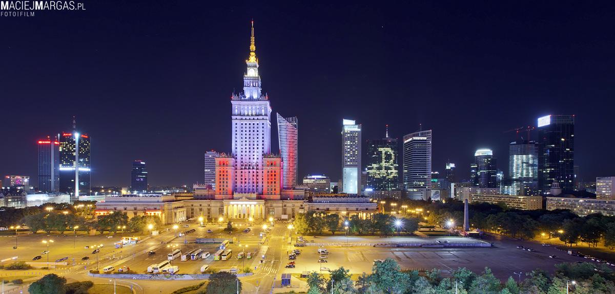 """19 Godzina """"W"""" w centrum Warszawy"""