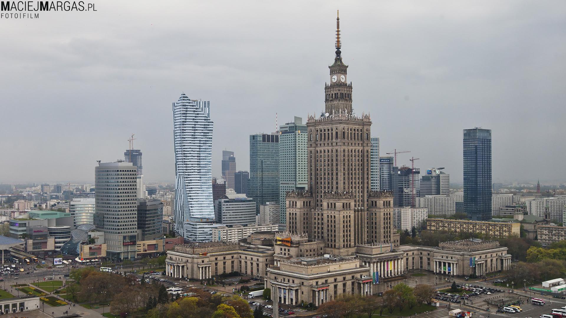 Jak zmieniła się panorama Warszawy w ciągu 6 lat?