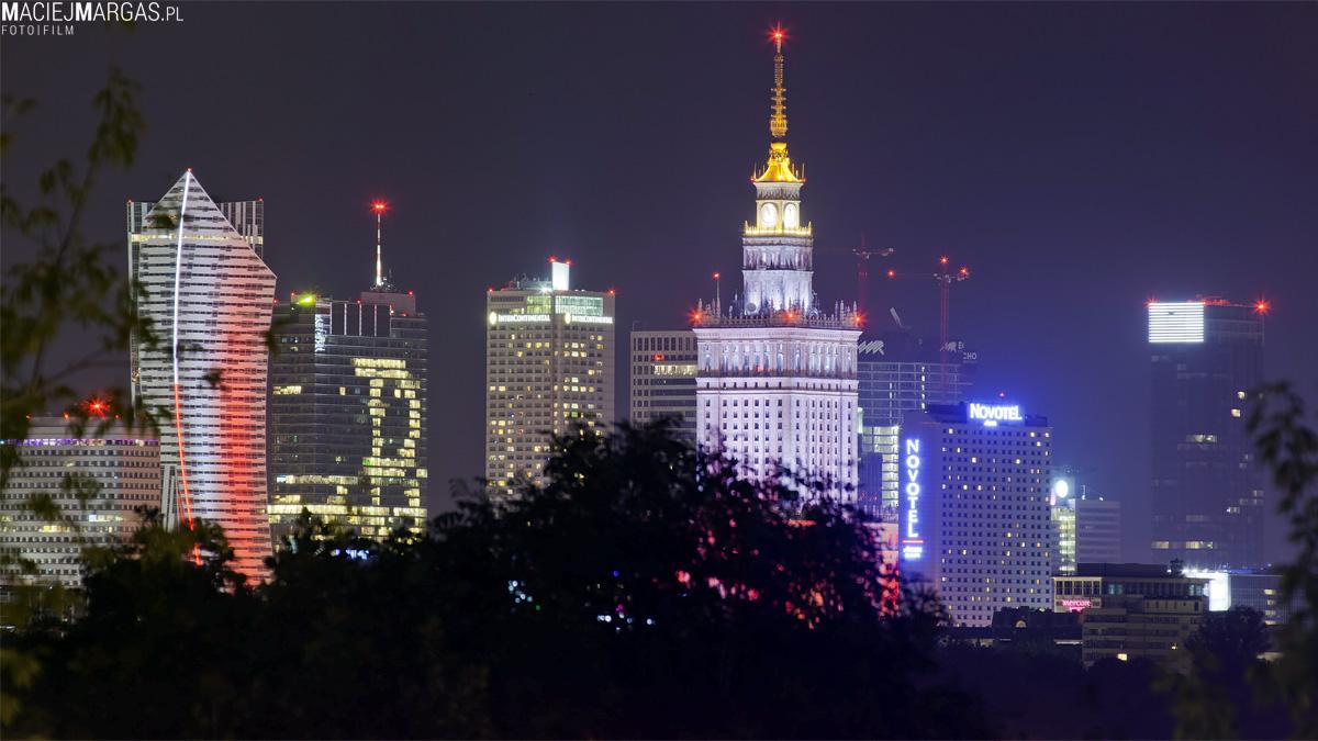 """26 Godzina """"W"""" w centrum Warszawy"""