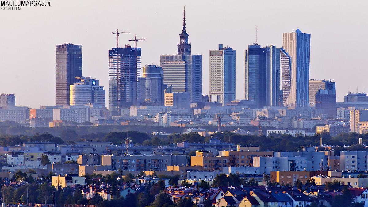 33 Jak wyglądałaby panorama Warszawy bez PKiN