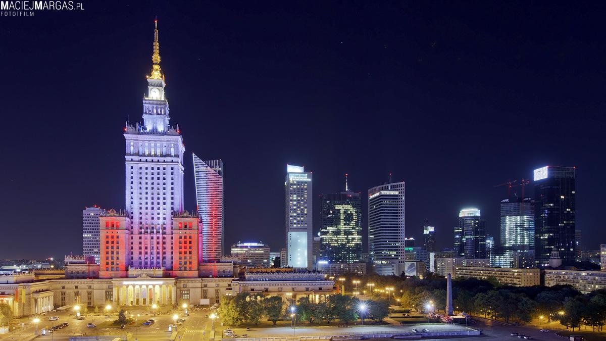 """35 Godzina """"W"""" w centrum Warszawy"""