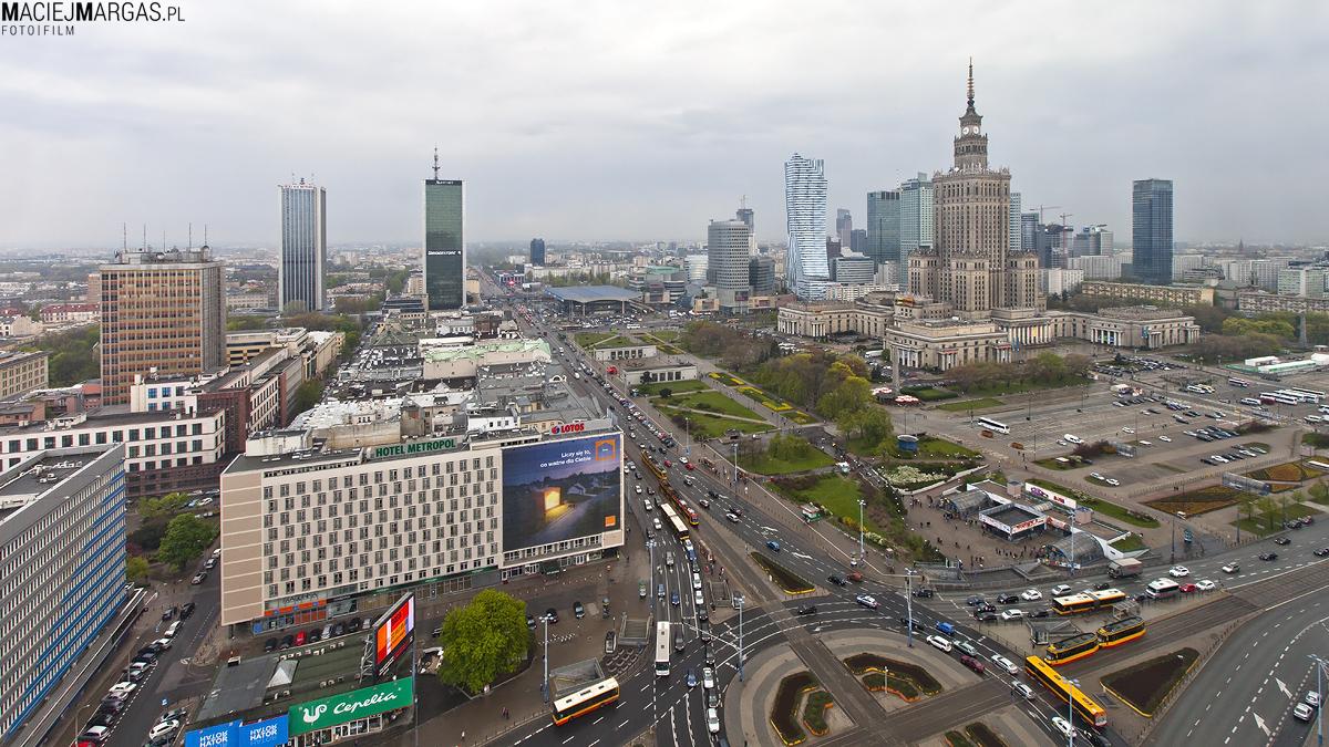 IMG_43211 Jak zmieniła się panorama Warszawy w ciągu 6 lat?