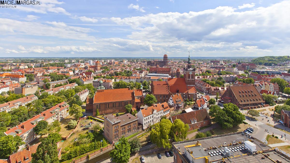 IMG_7835 Jak wygląda Gdańsk z góry?