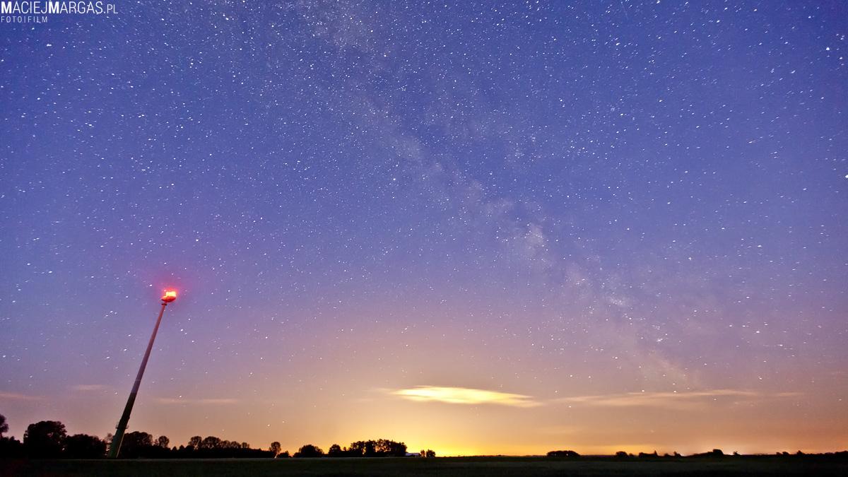 IMG_9236 Droga Mleczna na polskim niebie