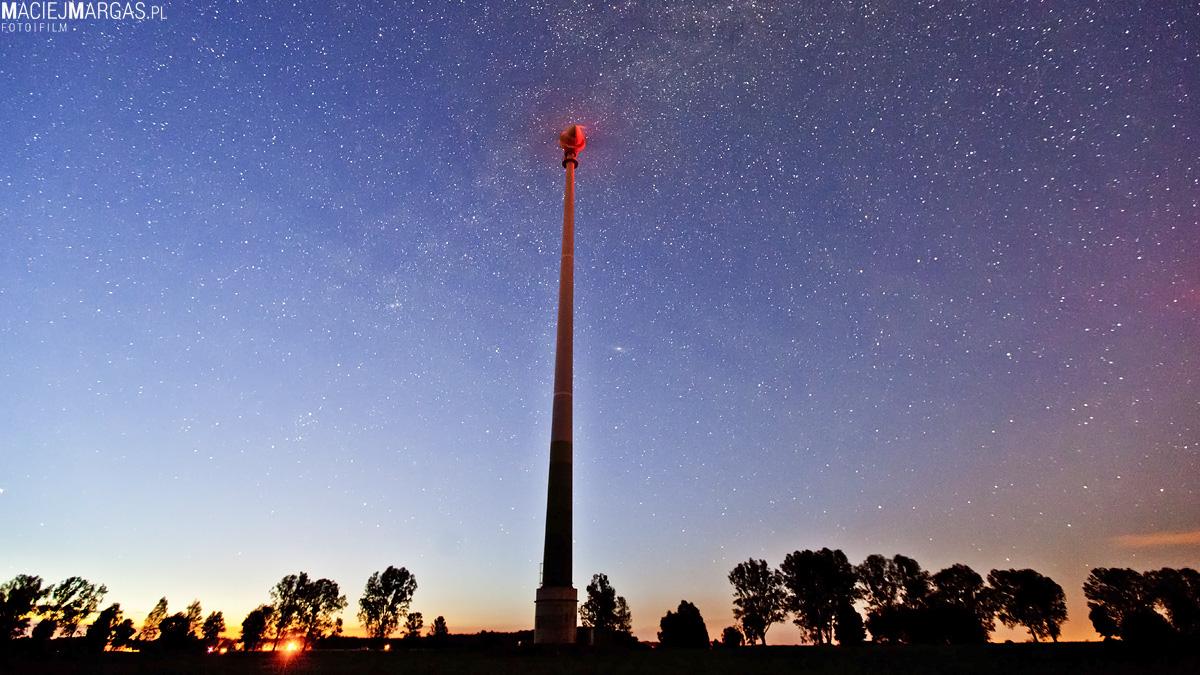 IMG_9255 Droga Mleczna na polskim niebie