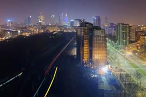 eurocnrum1-300x200 Panoramy Warszawy | noc