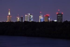 grot1-300x200 Panoramy Warszawy | noc