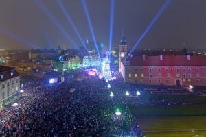 iluminacja2-300x200 Panoramy Warszawy | noc