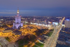 marriott-34-300x200 Panoramy Warszawy | noc