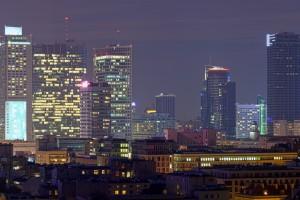 mlotek-31-300x200 Panoramy Warszawy | noc