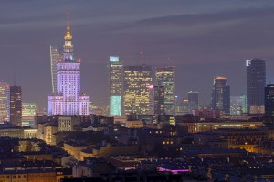 mlotek-41-300x200 Panoramy Warszawy | noc