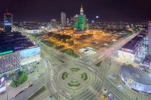 novotel-12-300x200 Panoramy Warszawy | noc