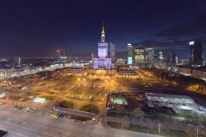 punktowiec-31-300x200 Panoramy Warszawy | noc