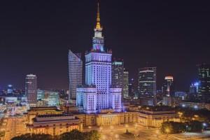 punktowiec-61-300x200 Panoramy Warszawy | noc