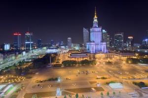 punktowiec-71-300x200 Panoramy Warszawy | noc