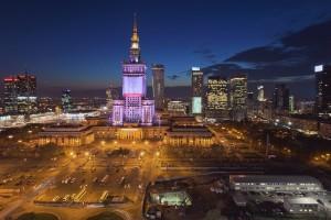 punktowiec-82-300x200 Panoramy Warszawy | noc