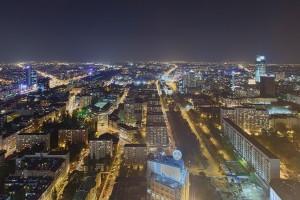 rondo-21-300x200 Panoramy Warszawy | noc