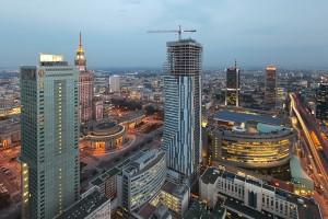 rondo-32-300x200 Panoramy Warszawy | noc
