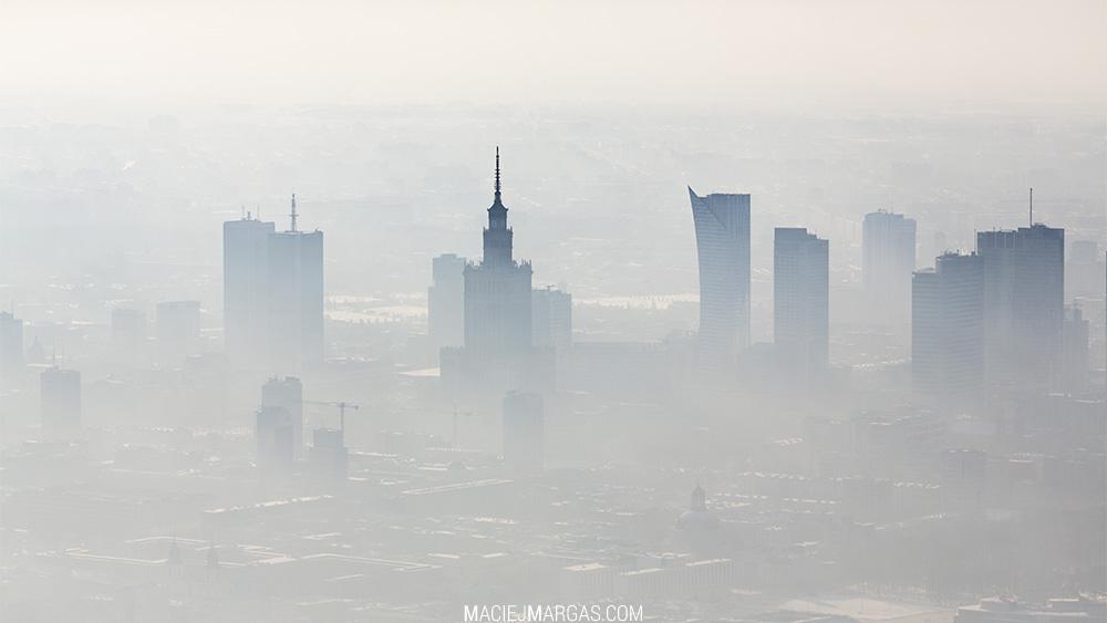 smog-w-warszawie-10 Smog w Warszawie z lotu ptaka