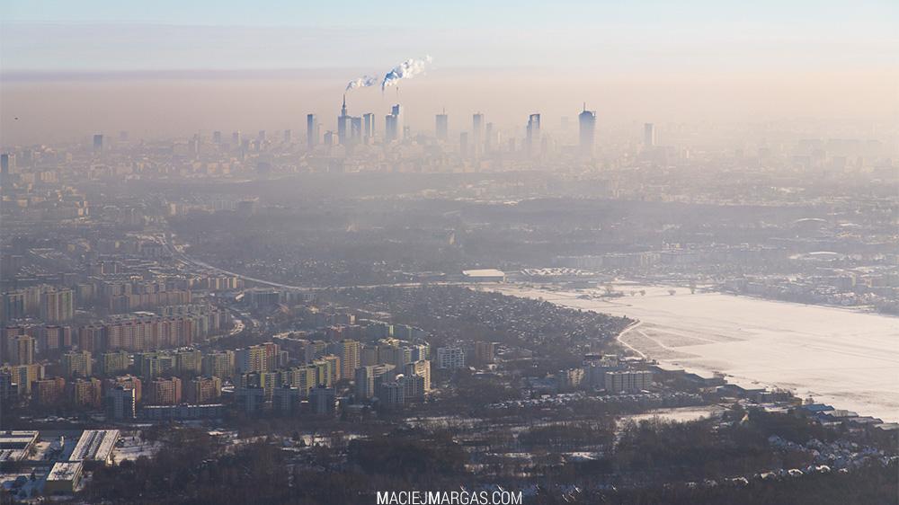 smog-w-warszawie-2 Smog w Warszawie z lotu ptaka