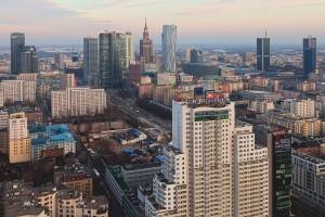 spir-300x200 Panoramy Warszawy | dzień