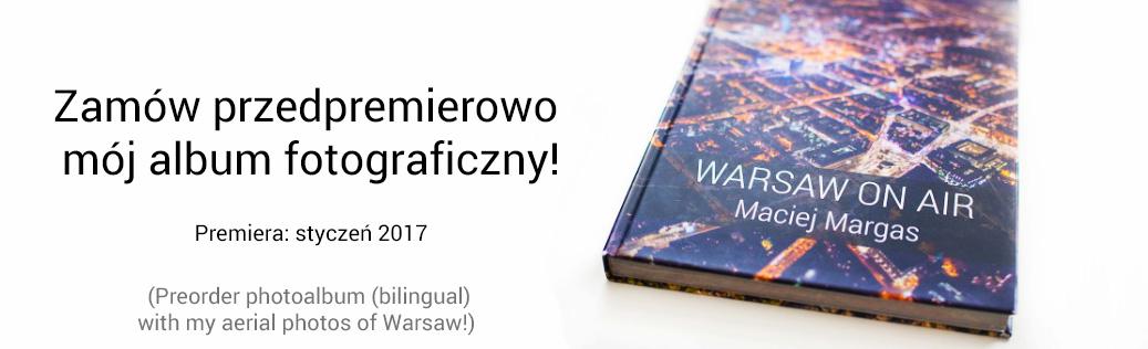 warsaw-on-air-album Mazowsze z lotu ptaka