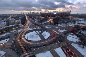 waszyngton-21-300x200 Panoramy Warszawy | noc