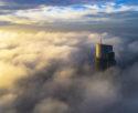 Warszawa we mgle