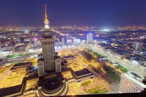 zlota-4-300x200 Panoramy Warszawy | noc