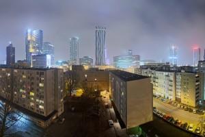 zlotamala-300x200 Panoramy Warszawy | noc